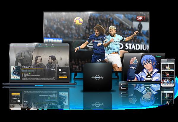 EON Multiscreen platforma za celu porodicu